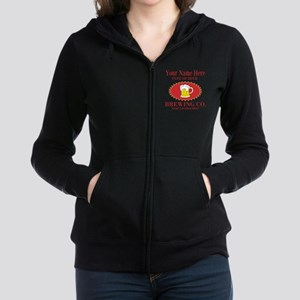 Your Brewing Company Women's Zip Hoodie