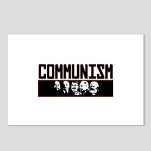 Communism: Marx, Castro, Postcards (Package of 8)