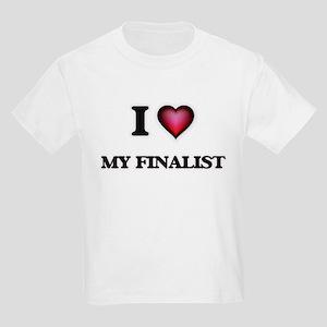 I Love My Finalist T-Shirt