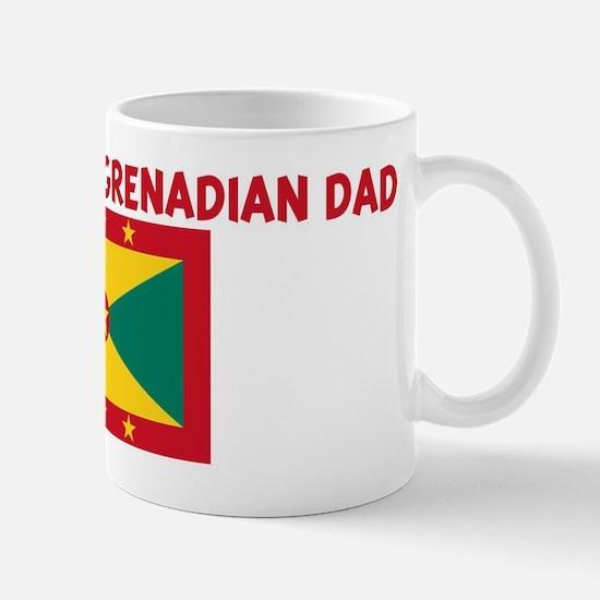 PROUD TO BE A GRENADIAN DAD Mug