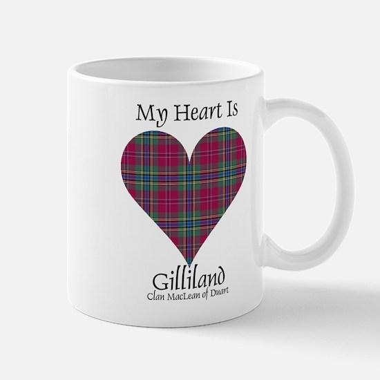 Heart-Gilliland.MacLeanDuart Mug