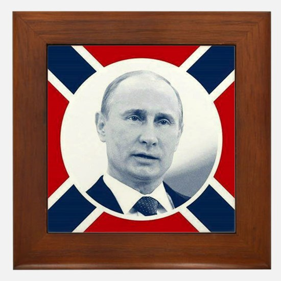 Unique Prime minister Framed Tile