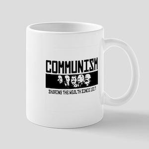 Communism: Marx, Castro, Stalin, Lenin, Mao Mugs