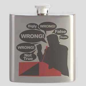 Donald Trump-Mr. Right Flask