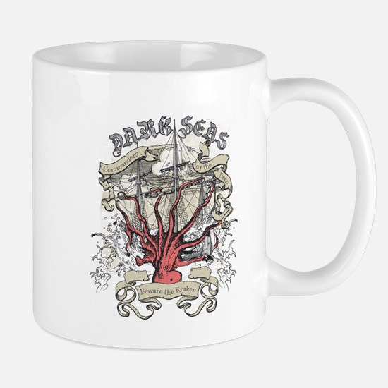 Dark Seas Kraken Mugs