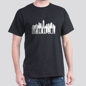 Roots Of Indianapolis IN Skyline T-Shirt
