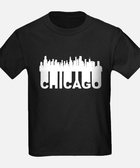 Roots Of Chicago IL Skyline T-Shirt