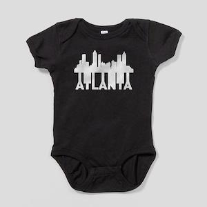 Roots Of Atlanta GA Skyline Baby Bodysuit