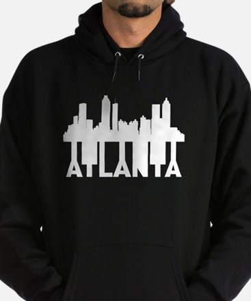 Roots Of Atlanta GA Skyline Hoodie
