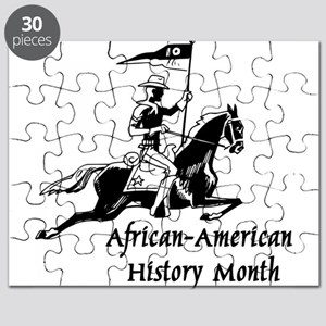 African American History Month Puzzle