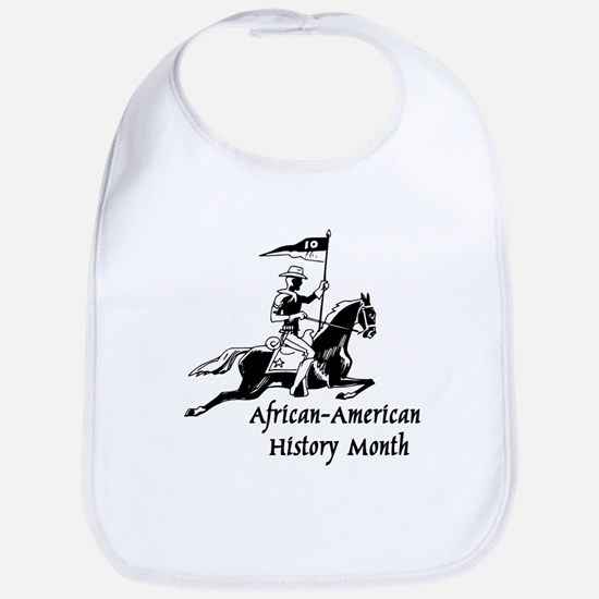 African American History Month Bib