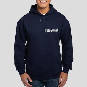 Men's Navy Hoodie (dark)