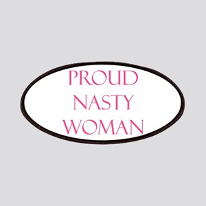 Proud Nasty Women Patch