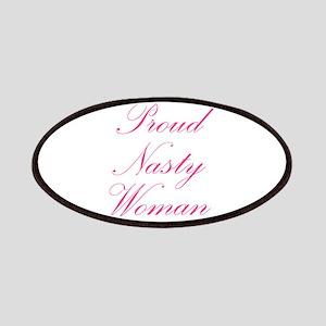 Proud Nasty Women Patch