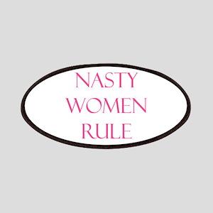 Nasty Women Rule Patch