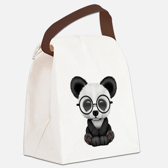Unique Baby wearing Canvas Lunch Bag