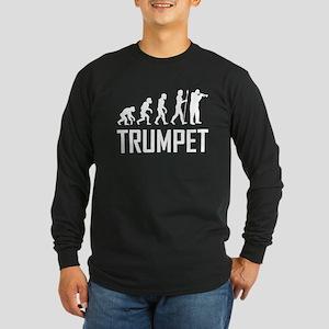 Trumpet Evolution Long Sleeve T-Shirt