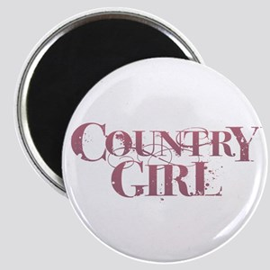 Country Girl Magnets