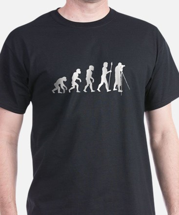 Photographer Evolution T-Shirt