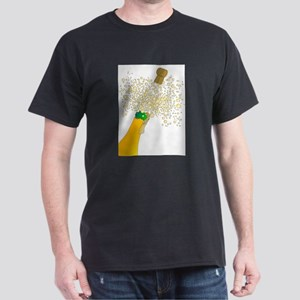Bubbly Bottle And Cork T-Shirt