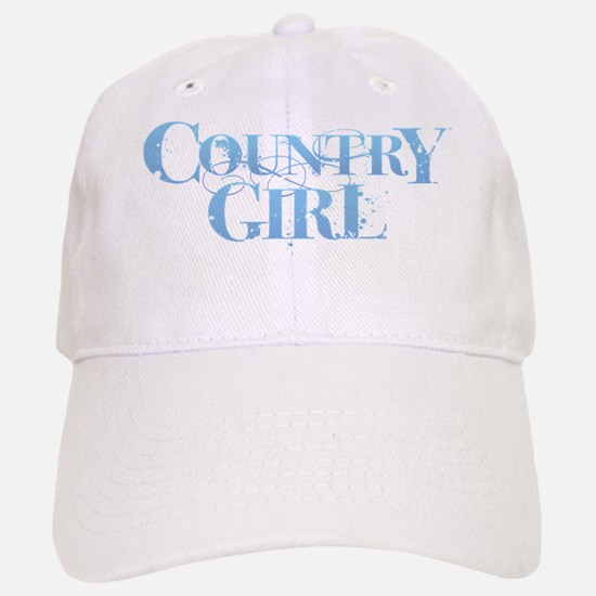 Country Girl Baseball Baseball Cap