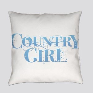 Country Girl Everyday Pillow