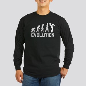 Saxophone Evolution Long Sleeve T-Shirt