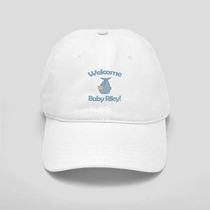 Welcome Baby Riley Cap