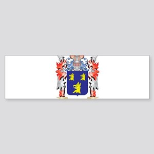 Garnett Coat of Arms - Family Crest Bumper Sticker