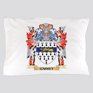 Garret Coat of Arms - Family Crest Pillow Case