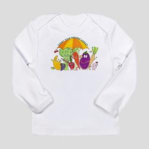 Farmers' Market Long Sleeve T-Shirt