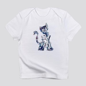 Sugar Skull Day of the Dead Artsy O Infant T-Shirt