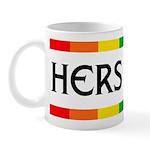 HERS AND HERS Mug