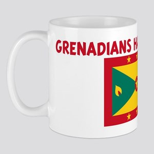GRENADIANS HAVE MORE FUN Mug