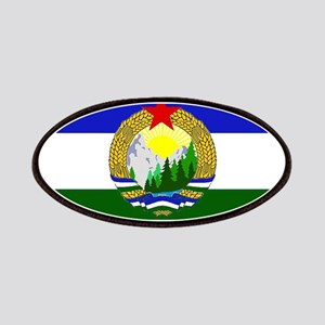 Flag of Socialist Cascadia Patch