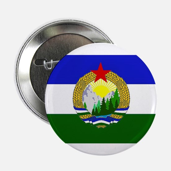 "Flag of Socialist Cascadia 2.25"" Button (100 pack)"