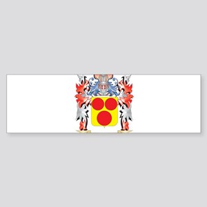 Gavin Coat of Arms - Family Crest Bumper Sticker
