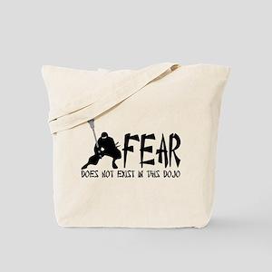 Lacrosse Fear Dojo Tote Bag