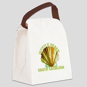 Myrtle Beach South Carolina Canvas Lunch Bag