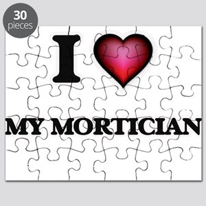 I Love My Mortician Puzzle