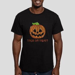 Rhinestone Jackolantern Pumpkin T-Shirt