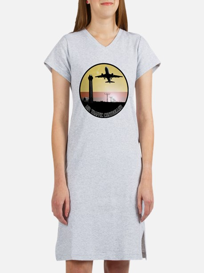 ATC: Air Traffic Control Tower & Plane Women's Nig