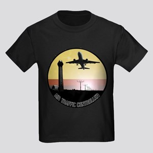 ATC: Air Traffic Control Tower & Plane T-Shirt