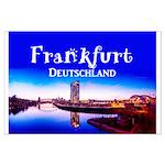 Frankfurt Large Poster