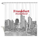 Frankfurt Shower Curtain