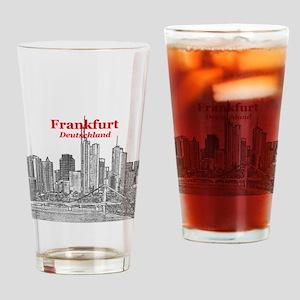 Frankfurt Drinking Glass