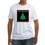 I Buy Recycled Books And Save Trees! T-Shirt