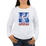Baby Hygiene Vintage Women's Long Sleeve T-Shirt