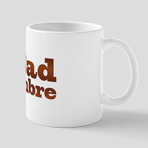 Bad Hombre Aged Mugs
