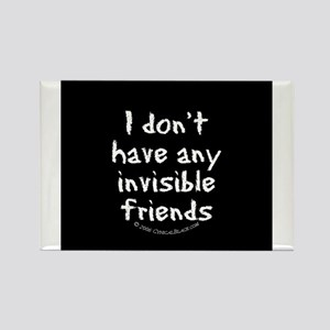 Invisible Friends Magnets